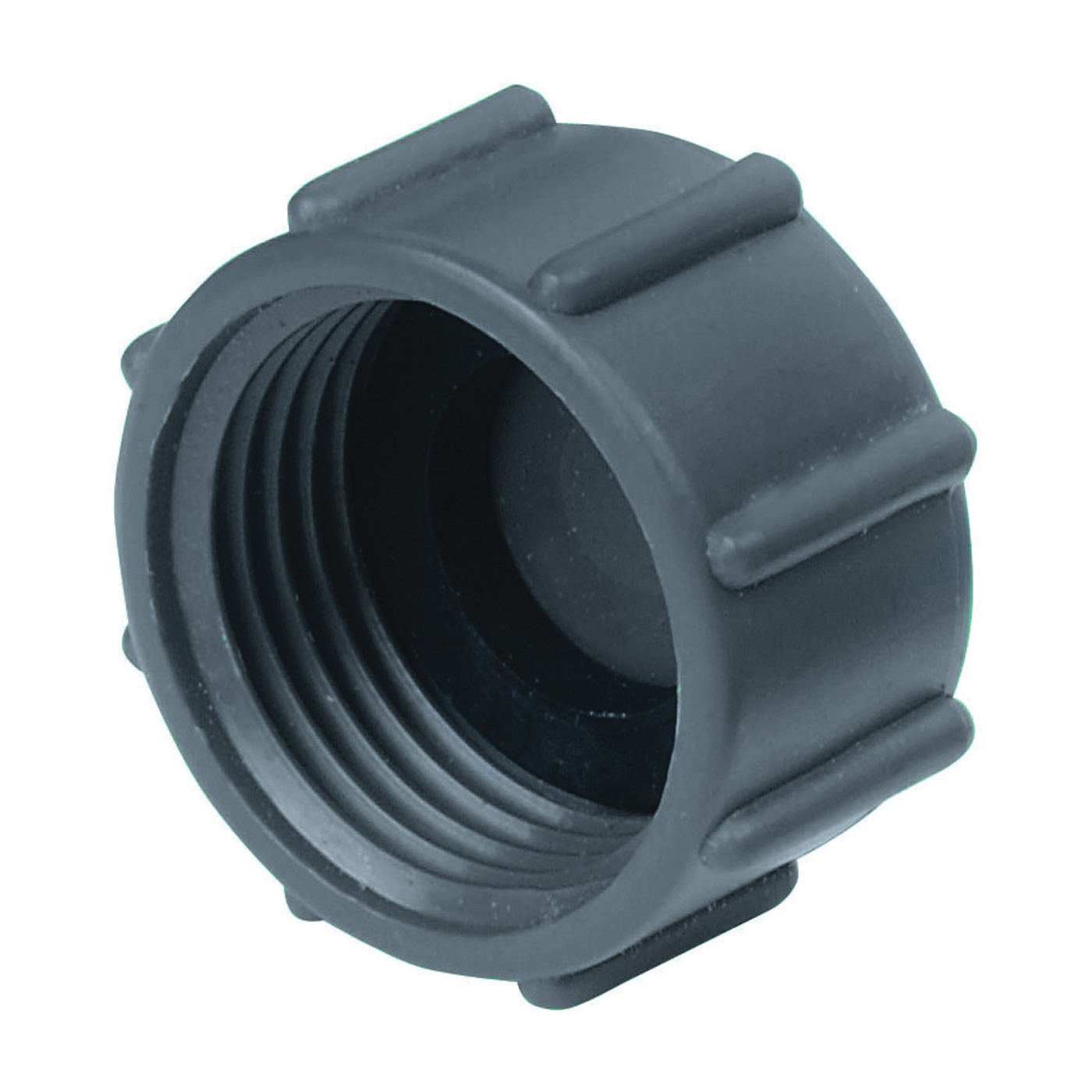 Picture of Gilmour 04HCC Light-Duty Hose Cap Threaded, Threaded, Polymer