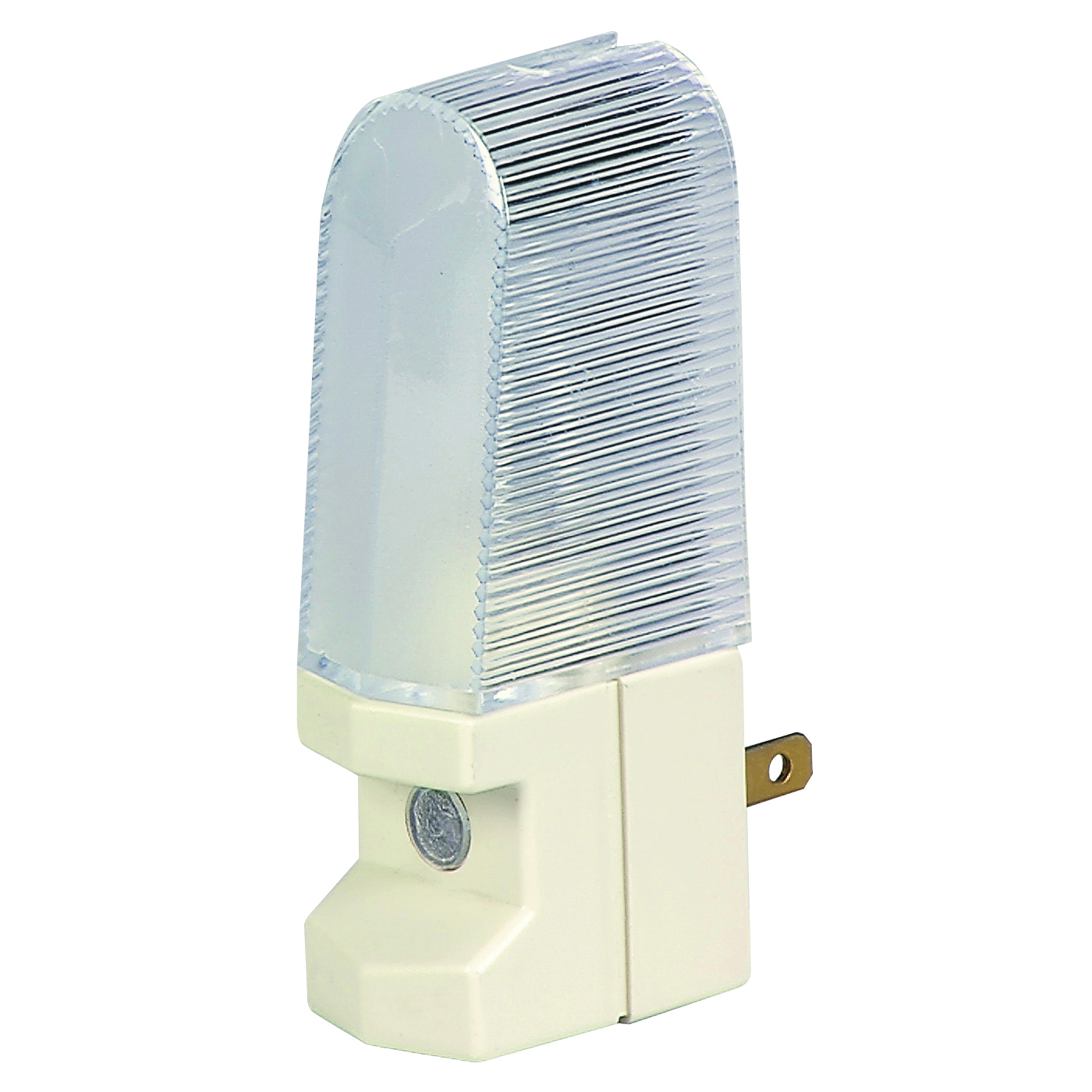Picture of Eaton Wiring Devices BP851BGE Nightlight, 15 A, 125 V, 4 W, Incandescent Lamp, Beige Light