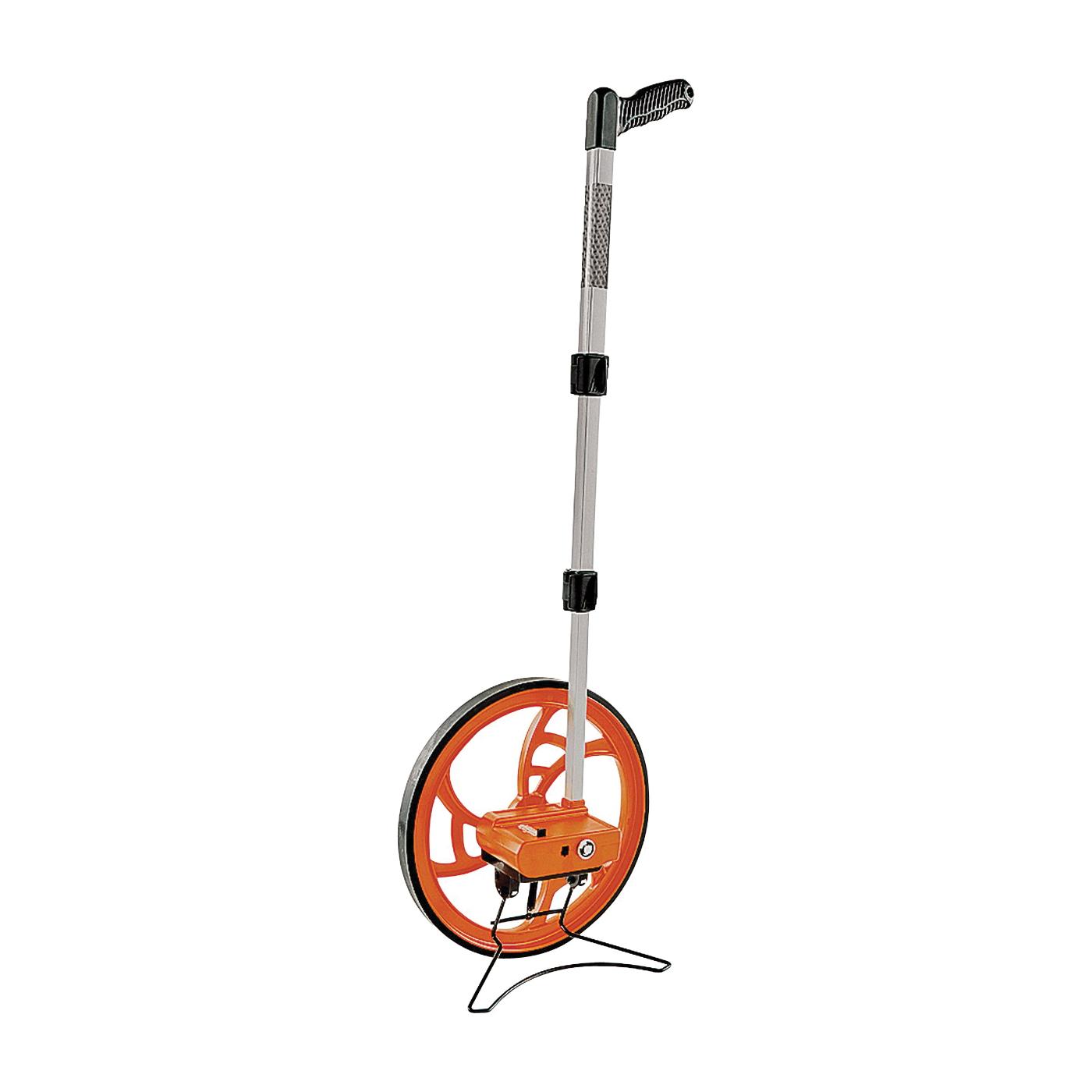 Picture of KESON Roadrunner RR318N Measuring Wheel, 9999.9 ft, 12-1/2 in Wheel, Polycast Wheel, ABS, Orange
