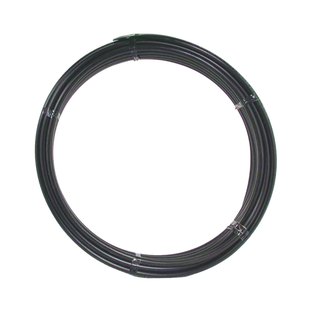 Picture of CRESLINE 18333 Pipe, 1 in, Plastic, Black, 100 ft L