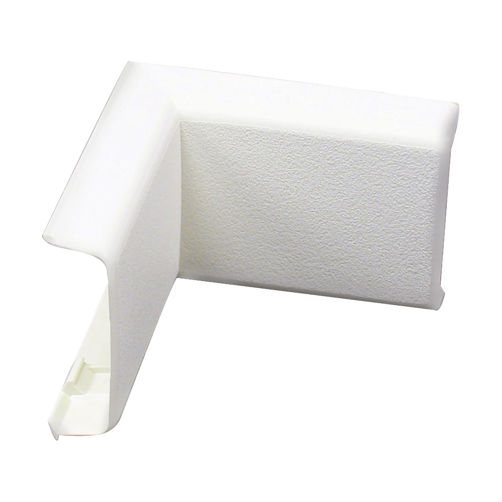 Picture of Legrand Wiremold NM7 Raceway Inside Elbow, Non-Metallic, Plastic, Ivory