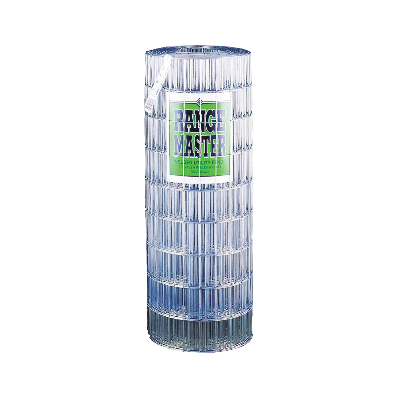 Picture of Rangemaster 7755 Welded Utility Fence, 50 ft L, 72 in H, 2 x 4 in Mesh, 14 Gauge, Galvanized