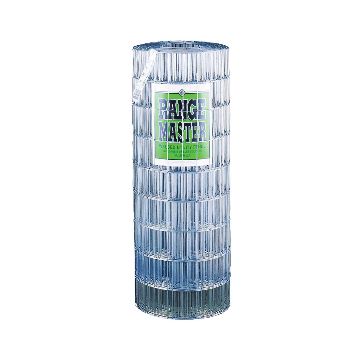Picture of Jackson Wire 10 01 38 14 Welded Wire Fence, 100 ft L, 36 in H, 2 x 4 in Mesh, 12-1/2 Gauge, Galvanized