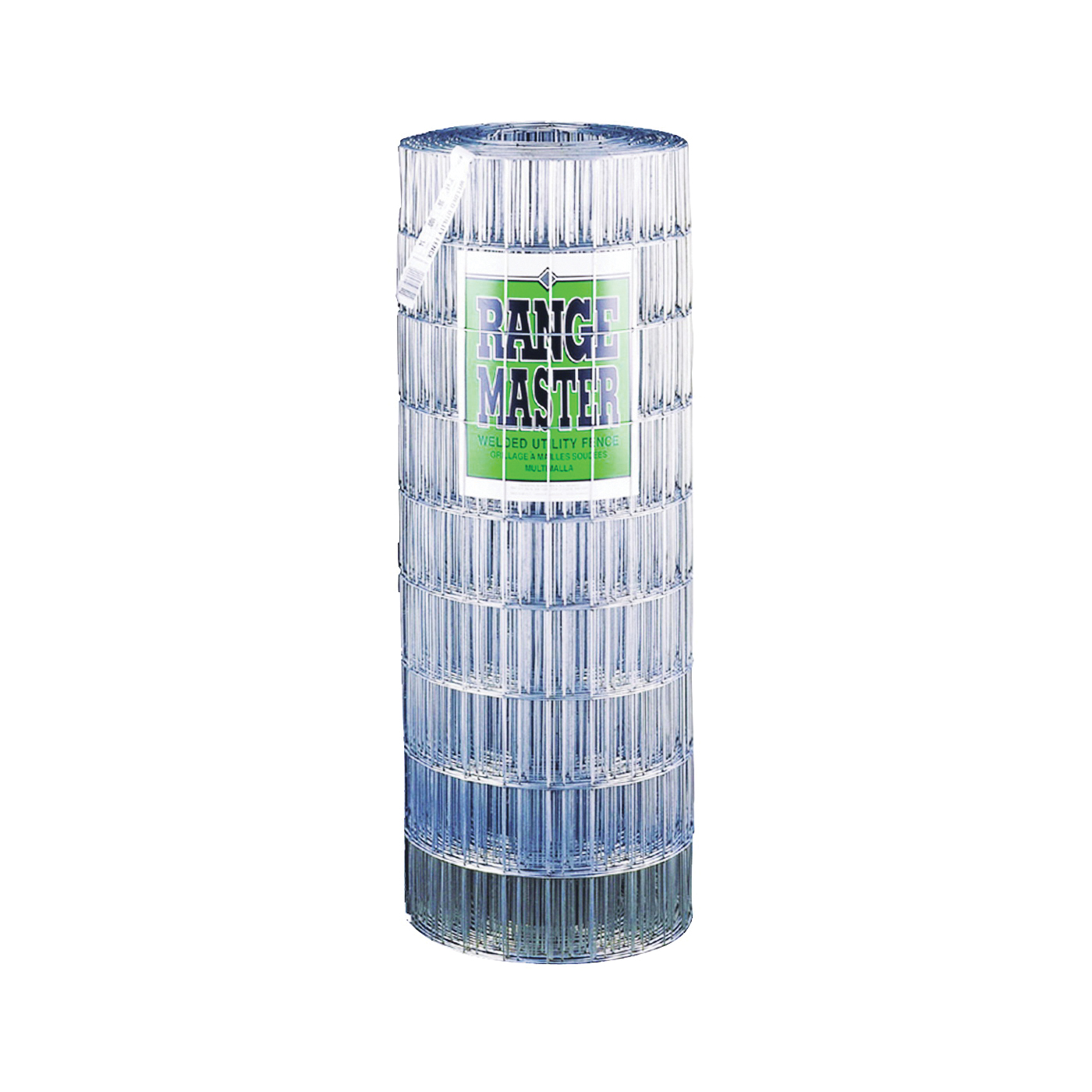 Picture of Jackson Wire 10 01 39 14 Welded Wire Fence, 100 ft L, 48 in H, 2 x 4 in Mesh, 12-1/2 Gauge, Galvanized