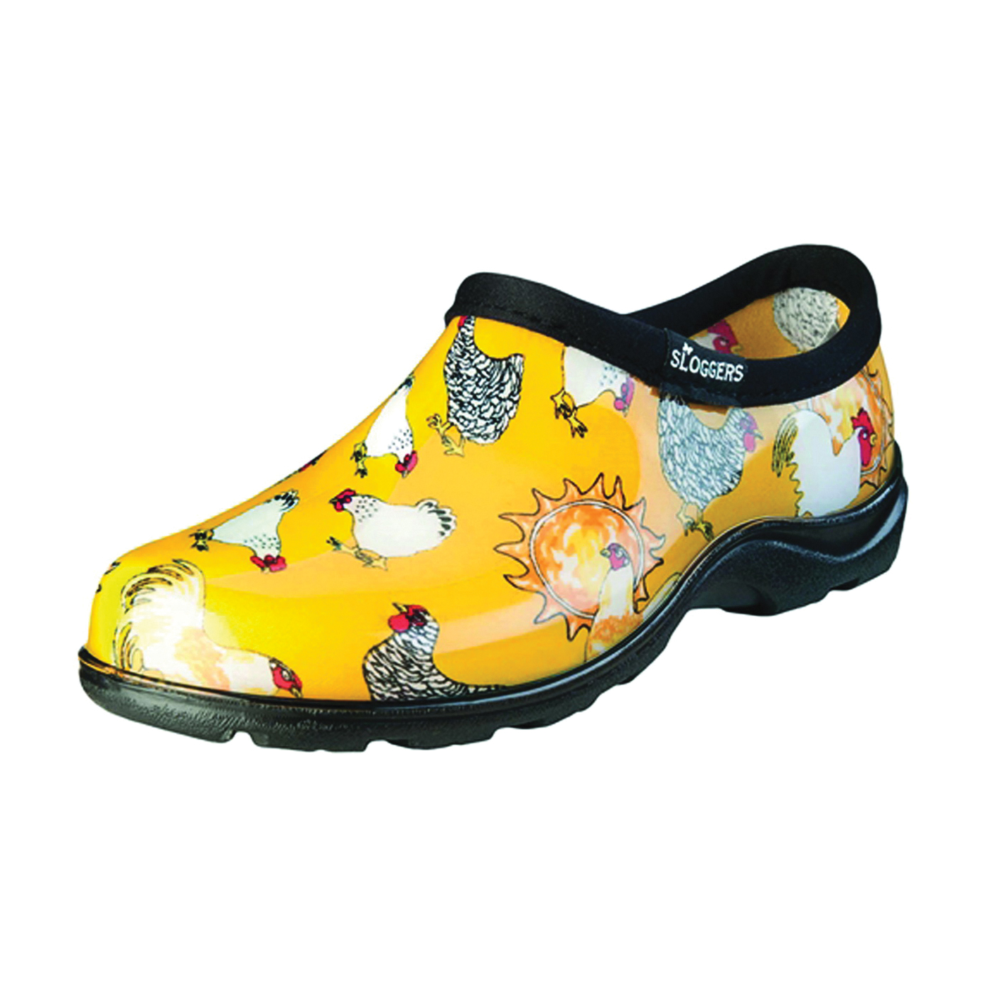 Picture of Sloggers 5116CDY-06 Garden Shoes, 6 in, Yellow