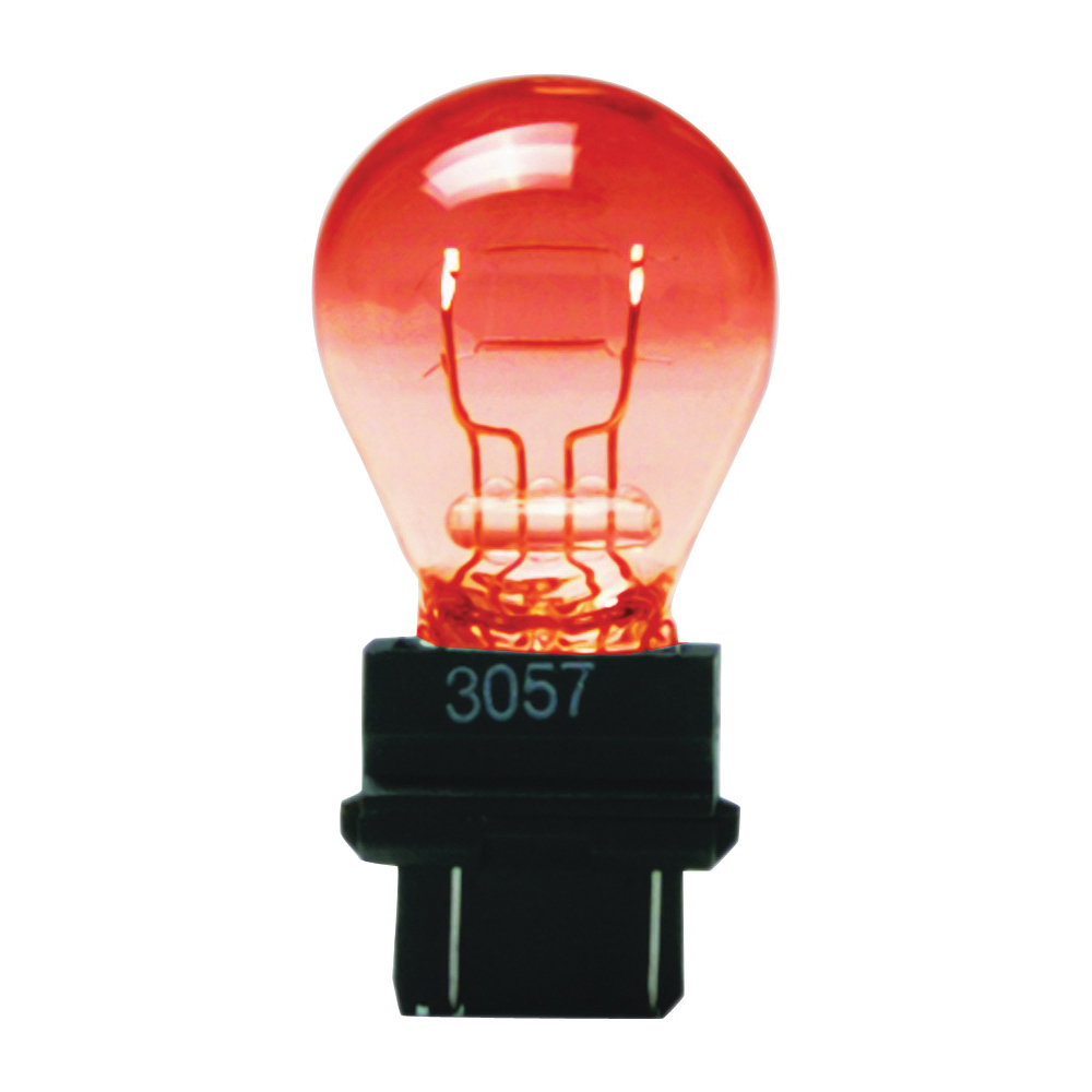 Picture of EIKO 3057A-BP Lamp, 12.8/14 V, S8 Lamp, Polymer Wedge Base