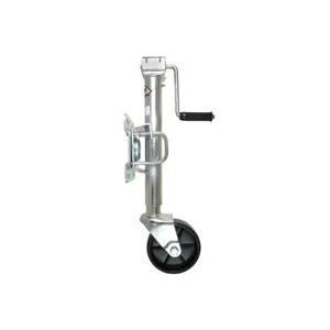 Picture of VALLEY INDUSTRIES TJ-06-01K Side Wind Jack, 1000 lb Lifting, 10 in Max Lift H