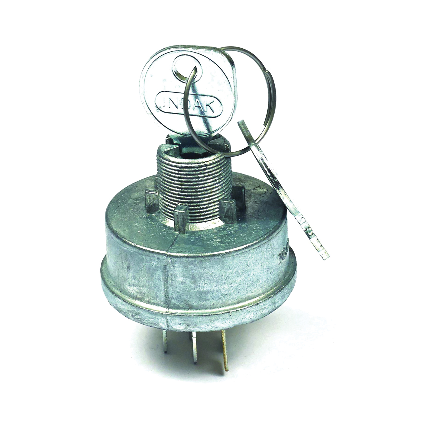 Picture of BRIGGS & STRATTON 5412K Ignition Switch, 7-Terminal, For: Briggs & Stratton Engines