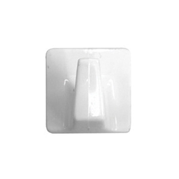 Picture of OOK 72800 Utility Hook, 2 lb, Plastic, White