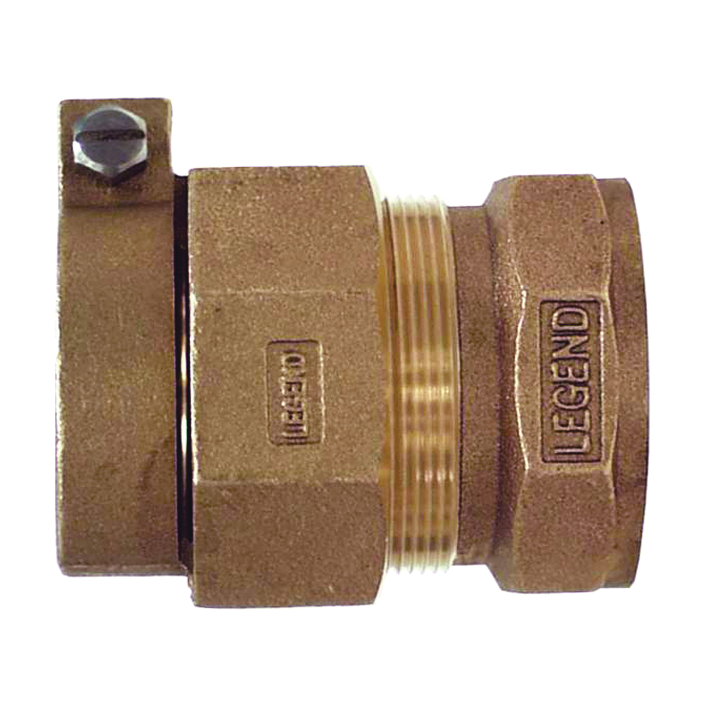 Picture of Legend T-4305NL Series 313-280NL Connector, 1 in Pack-Joint, 3/4 in FNPT