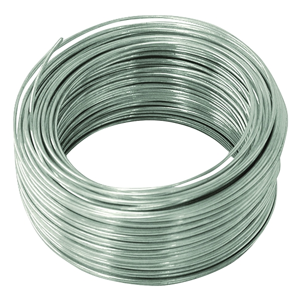 Picture of HILLMAN 50131 Utility Wire, 110 ft L, 18 Gauge, Galvanized Steel