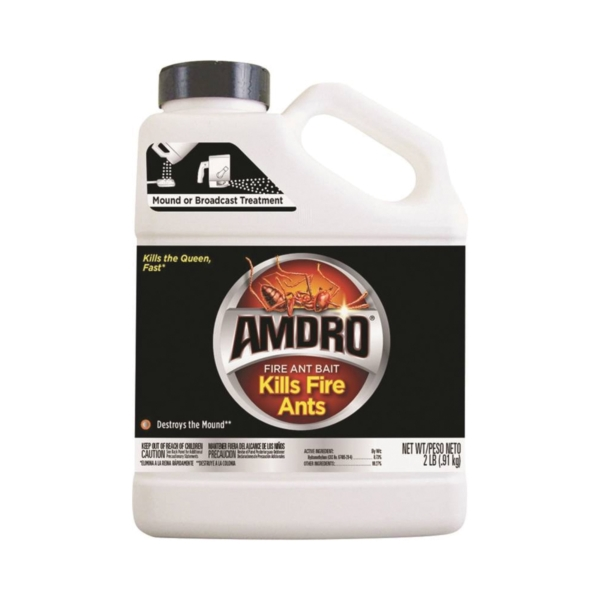 Picture of Amdro 100099073 Fire Ant Bait, Granular, Sprinkle Application, 2 lb Package, Can