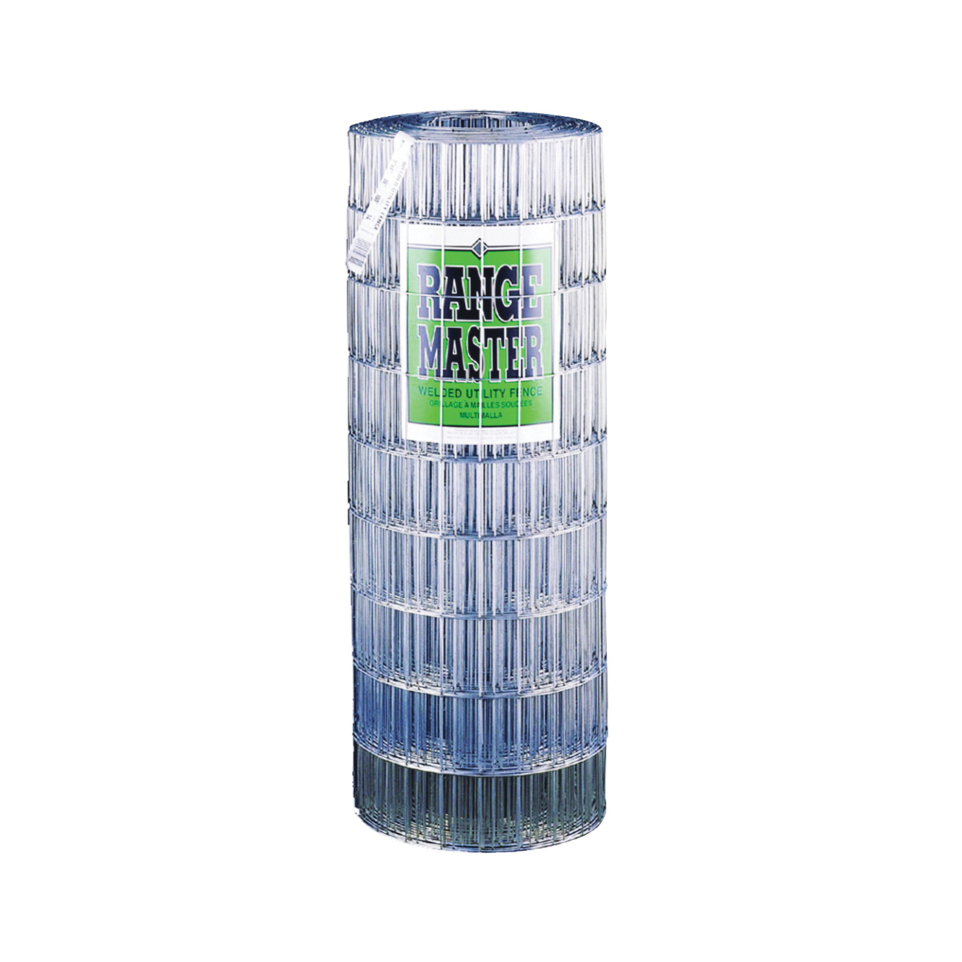 Picture of Rangemaster 7752 Welded Utility Fence, 50 ft L, 36 in H, 2 x 4 in Mesh, 14 Gauge, Galvanized