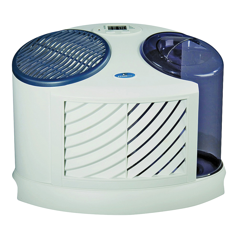 Picture of AIRCARE 7D6 100 Evaporative Humidifier, 120 V, 4-Speed, 1000 sq-ft Coverage Area, 2 gal Tank, Digital Control