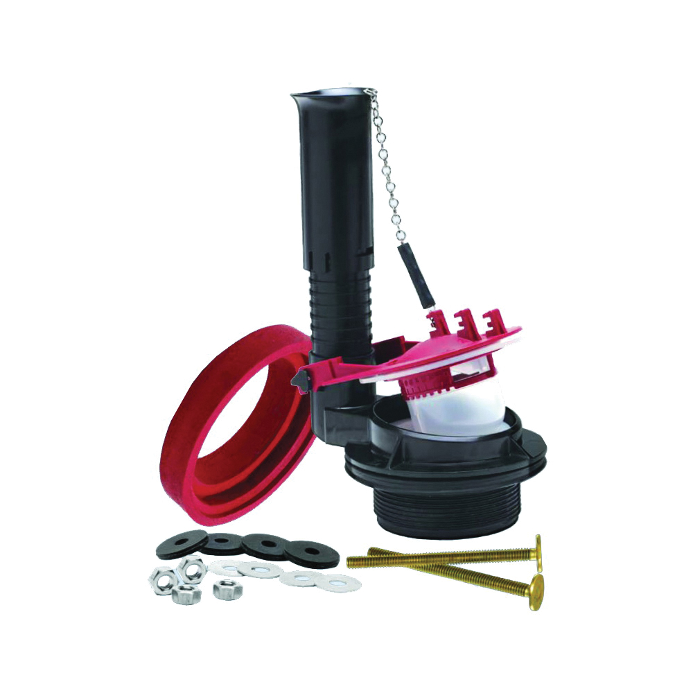 Picture of FLUIDMASTER 540AKRP5 Flush Valve Kit, 3 in Connection, For: Toto, American Standard and Other 3 in Flapper Toilets