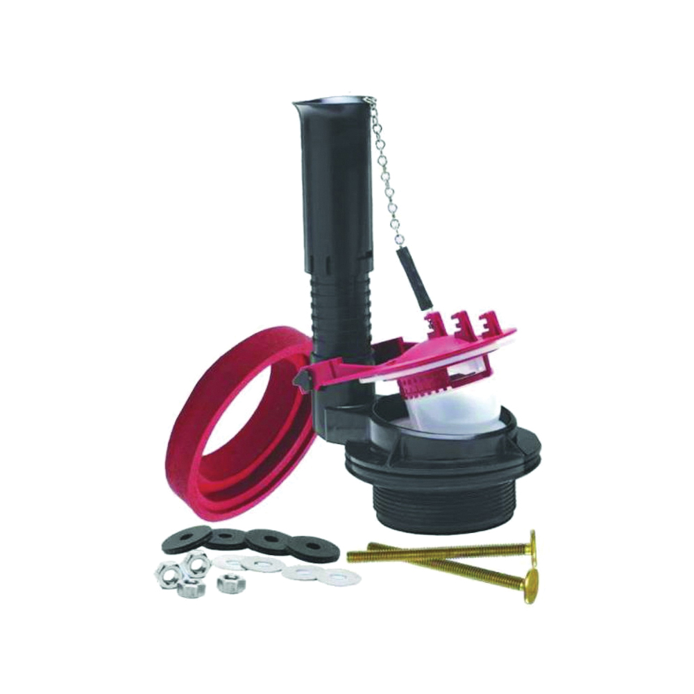 Picture of FLUIDMASTER 540AKRCP5 Flush Valve Kit, 3 in Connection, For: Toto, American Standard and Other 3 in Flapper Toilets