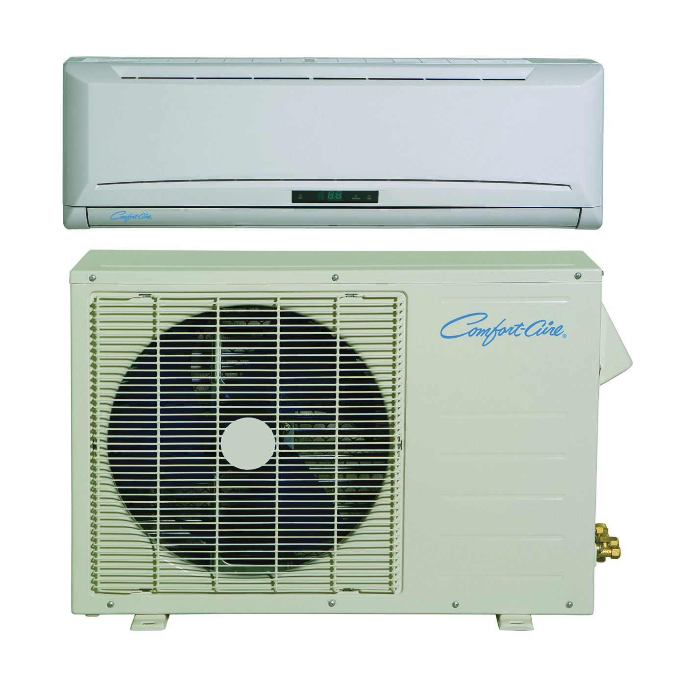 Picture of Comfort-Aire SMH09SC-0-25-KIT Mini-Split Air Conditioner, 115 V, 9000 Btu Cooling, 12.7 EER, Remote Control