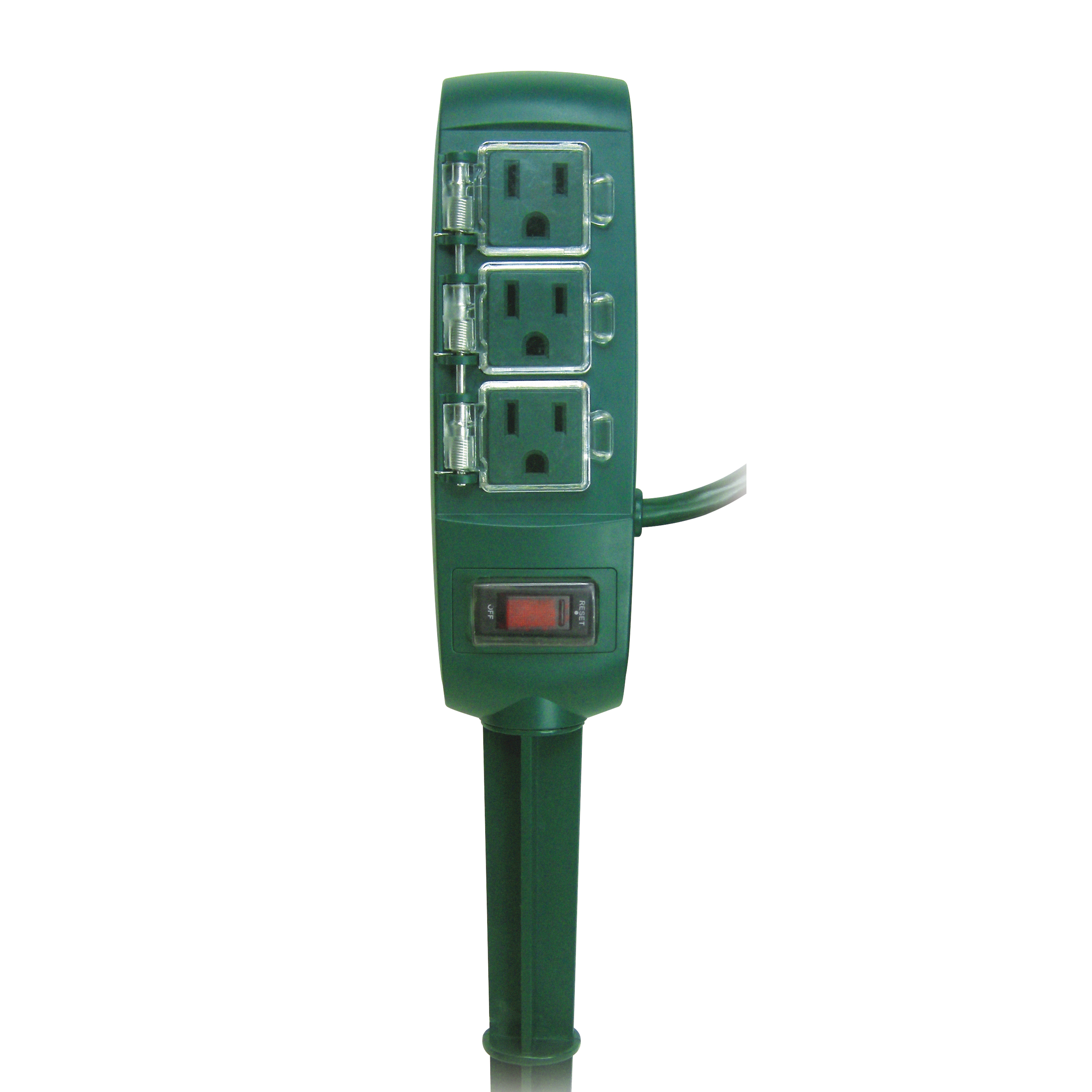 Picture of PowerZone OR8CB003 Yard Stake, Green