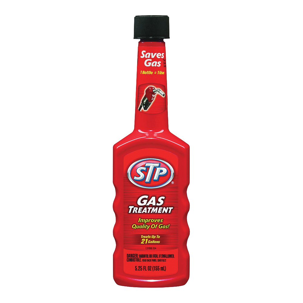 Picture of STP 78573 Gas Treatment Straw, 5.25 oz Package, Bottle