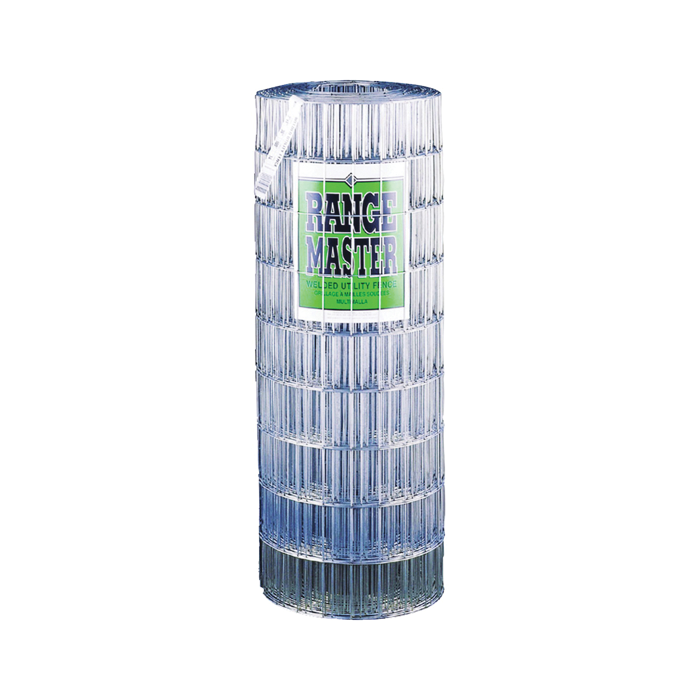Picture of Rangemaster 7745 Welded Utility Fence, 100 ft L, 72 in H, 2 x 4 in Mesh, 14 Gauge, Galvanized