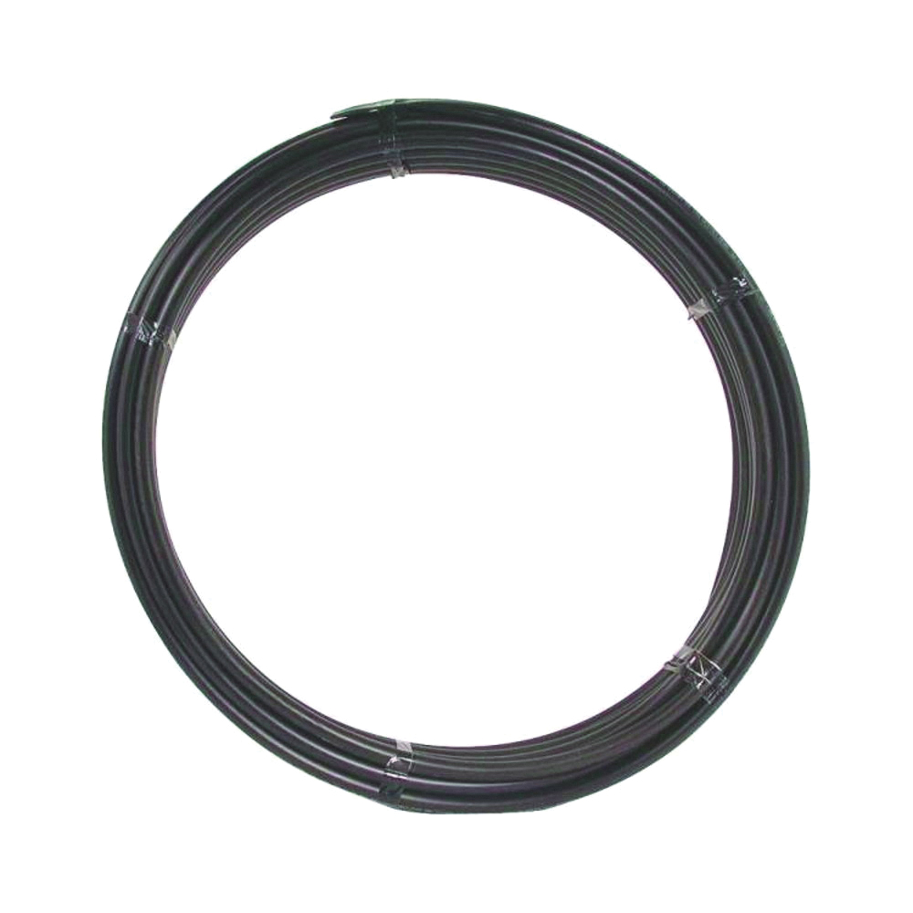 Picture of CRESLINE 18103 Pipe, 1/2 in, Plastic, Black, 100 ft L