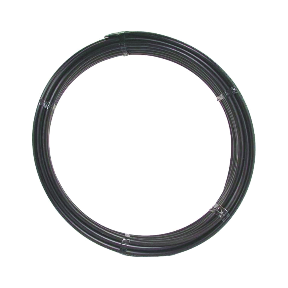 Picture of CRESLINE 18101 Pipe, 1/2 in, Plastic, Black, 100 ft L