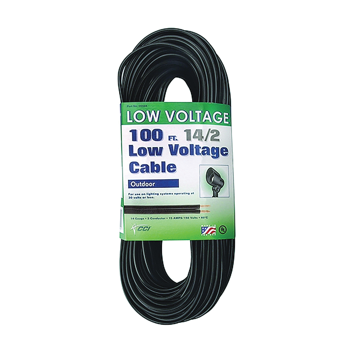 Picture of CCI 55213243 Electrical Cable, 2-Conductor, 30 V