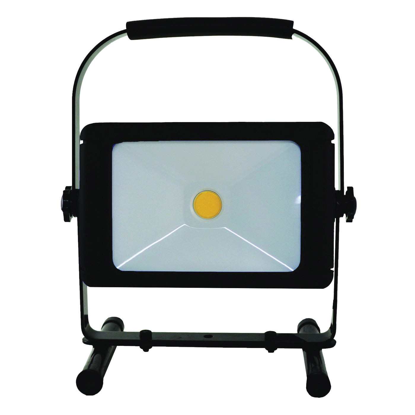 Picture of PowerZone O-D4000H-U Work Light, 42 W, LED Lamp, 4000 Lumens, Black