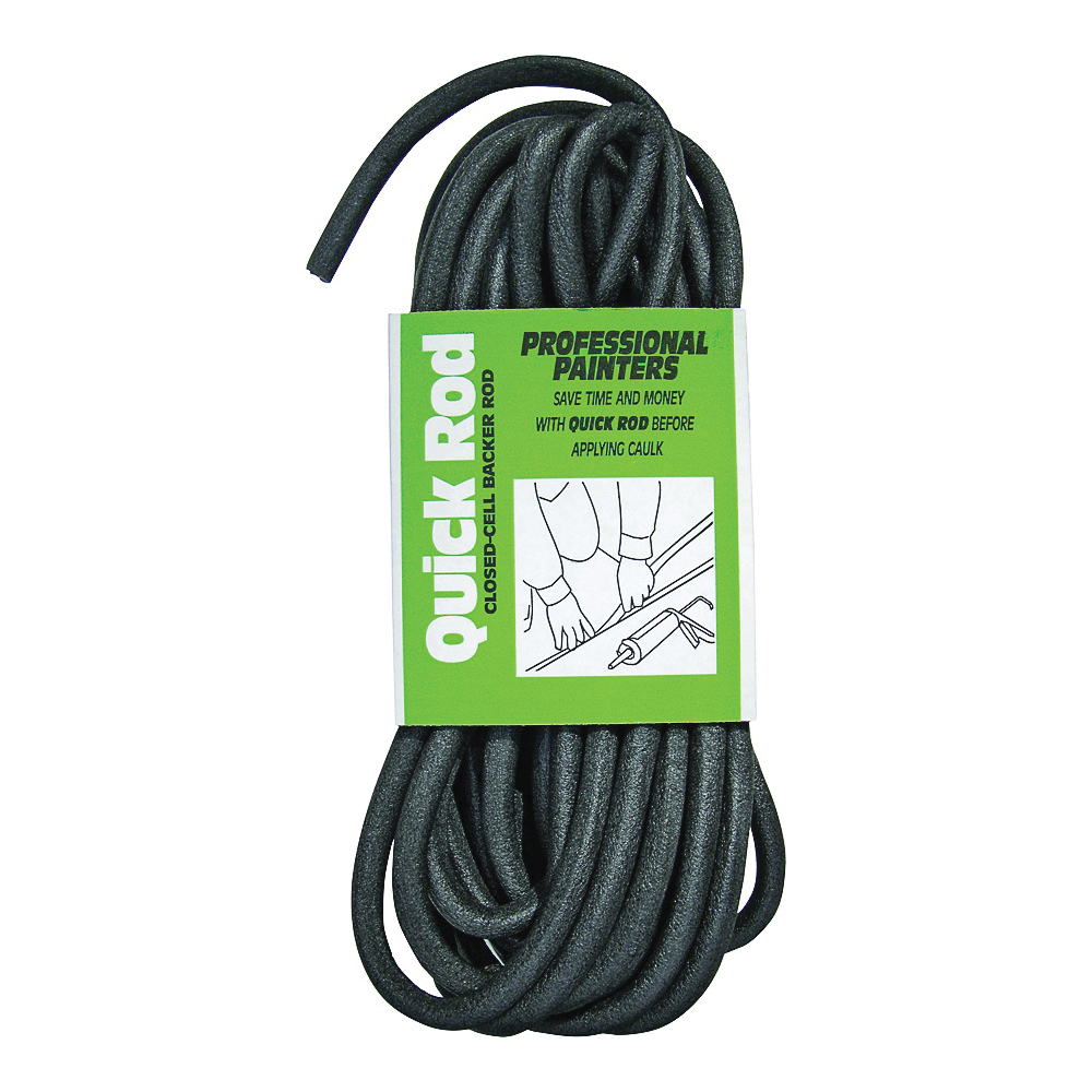 Picture of Quick R BR58060 Backer Rod, 5/8 in Dia, 60 ft L