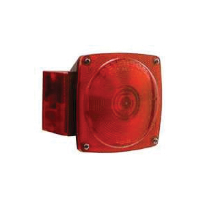 Picture of PM V440-15 Stop and Tail Lens Kit, Red, For: 440, 440L, 441, 441L, 452 and 452L Series Lights