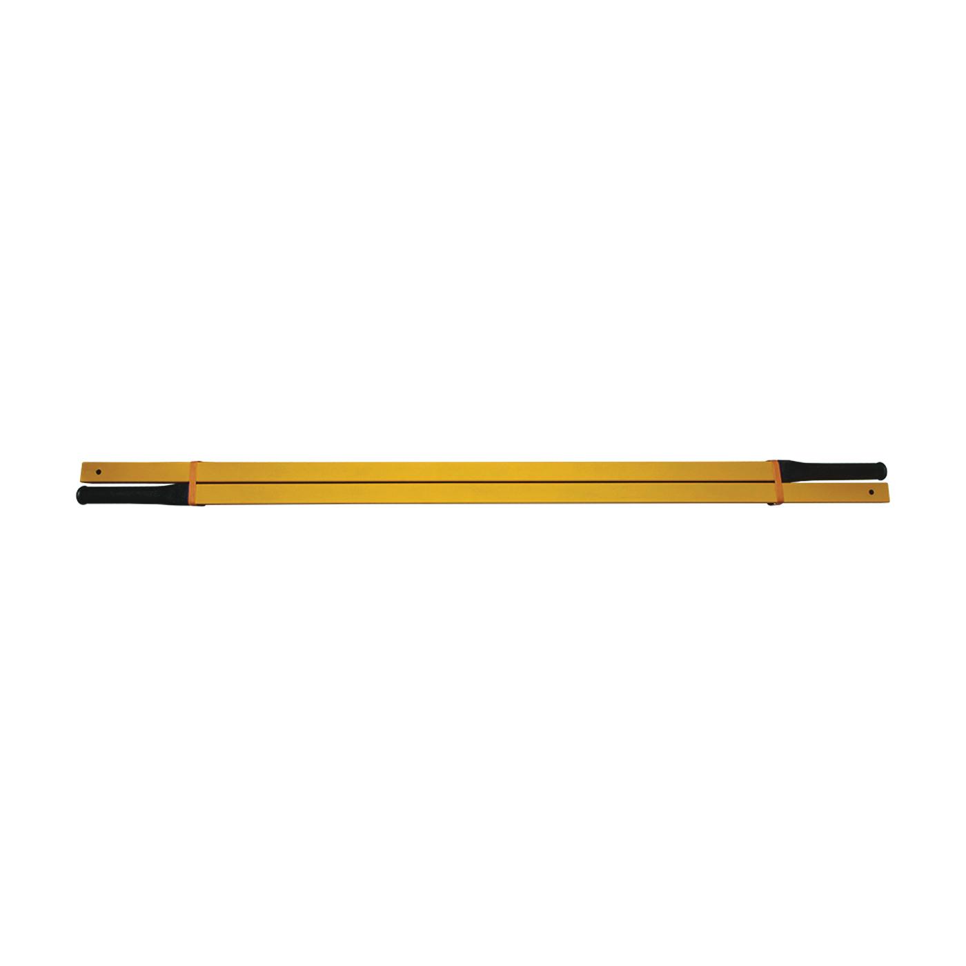 Picture of TRUE TEMPER 002244VB Wheelbarrow Handle, 60 in L, Steel, Amber