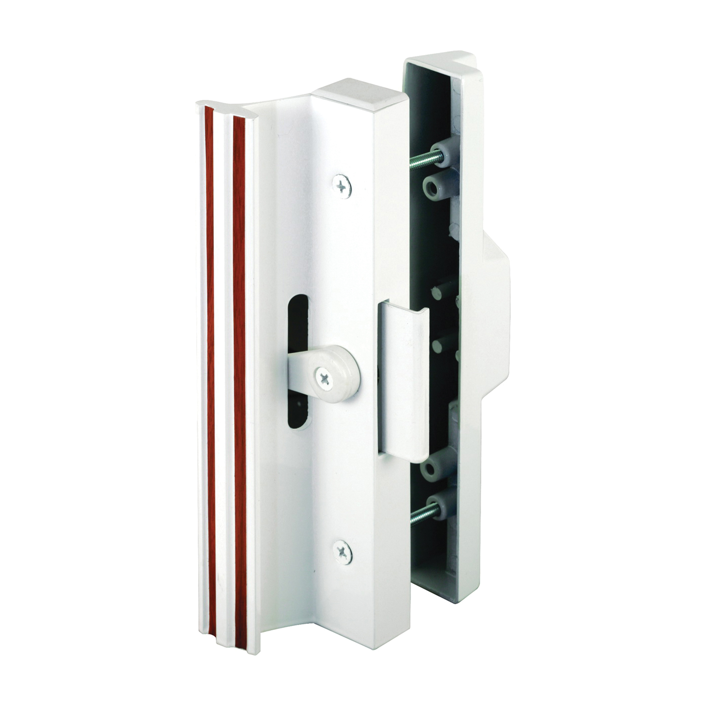 Picture of Prime-Line C 1116 Handle Set, Aluminum, Painted, 1 to 1-1/2 in Thick Door