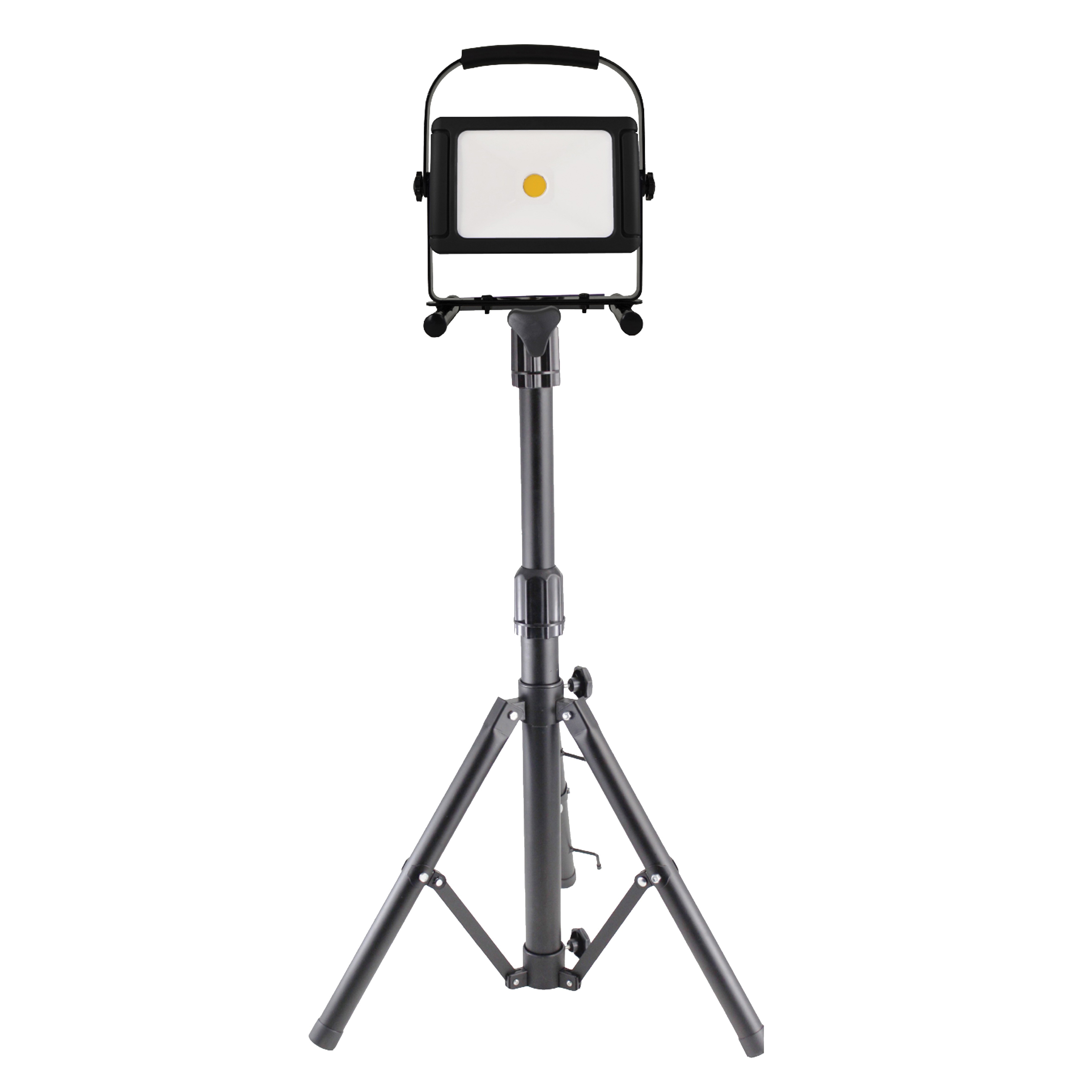 Picture of PowerZone O-D4000TH-QR-U Work Light, 100 to 240 VAC, 42 W, 2-Lamp, LED Lamp, 4000 Lumens, 4000 K Color Temp
