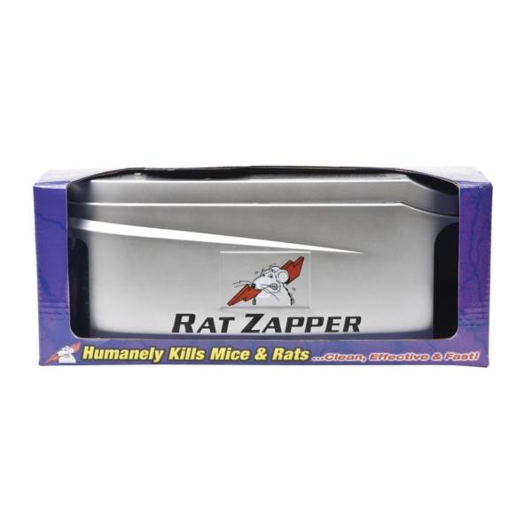 Picture of Victor RZU001-4 Ultra Rat Trap, 4.4 in L, 12.4 in W, 5.2 in H