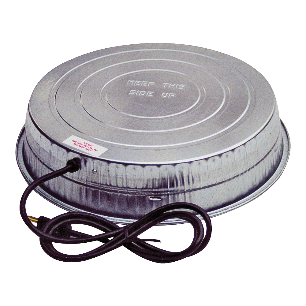 Picture of BROWER AEB Automatic Heater Base, 16 in Dia, 3-1/4 in H