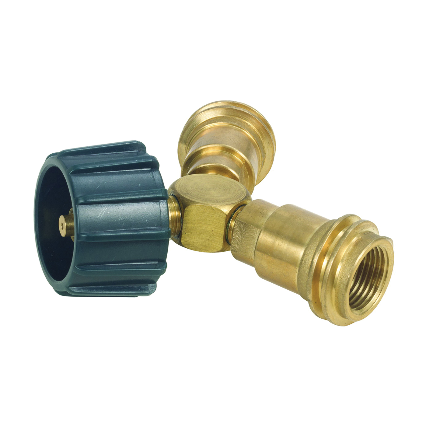 Picture of Bayou Classic 7633 Y-Splitter, Brass