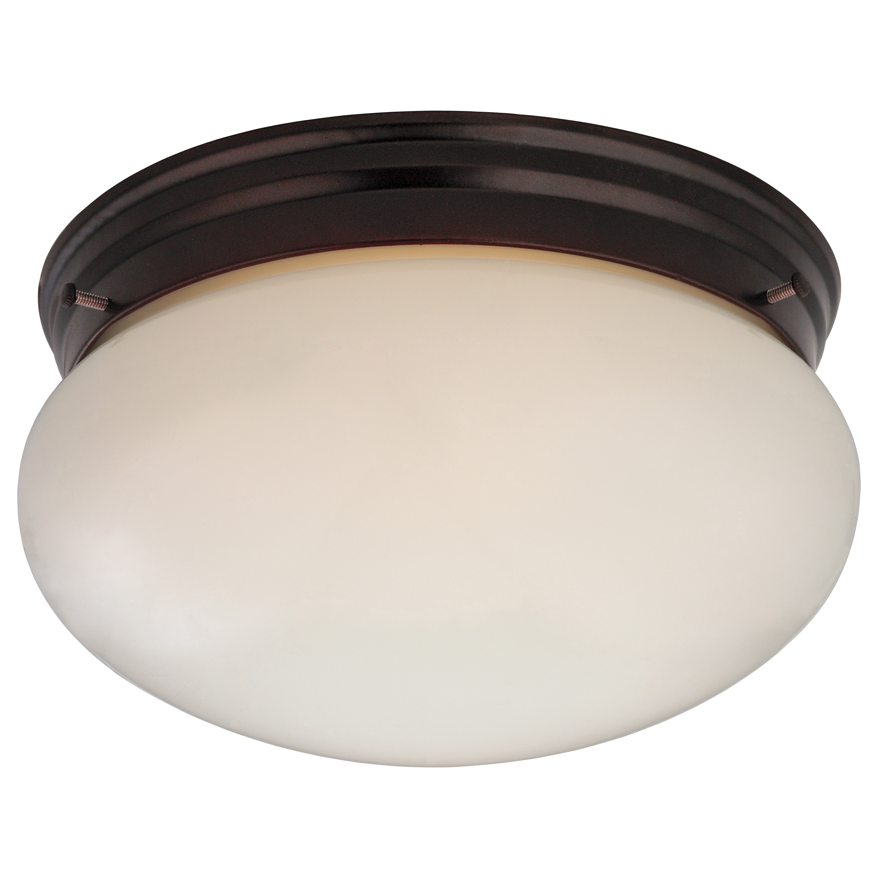 Picture of Boston Harbor F14BB02-8005-ORB Ceiling Light Fixture, 2-Lamp, CFL Lamp, Oil-Rubbed Bronze Fixture