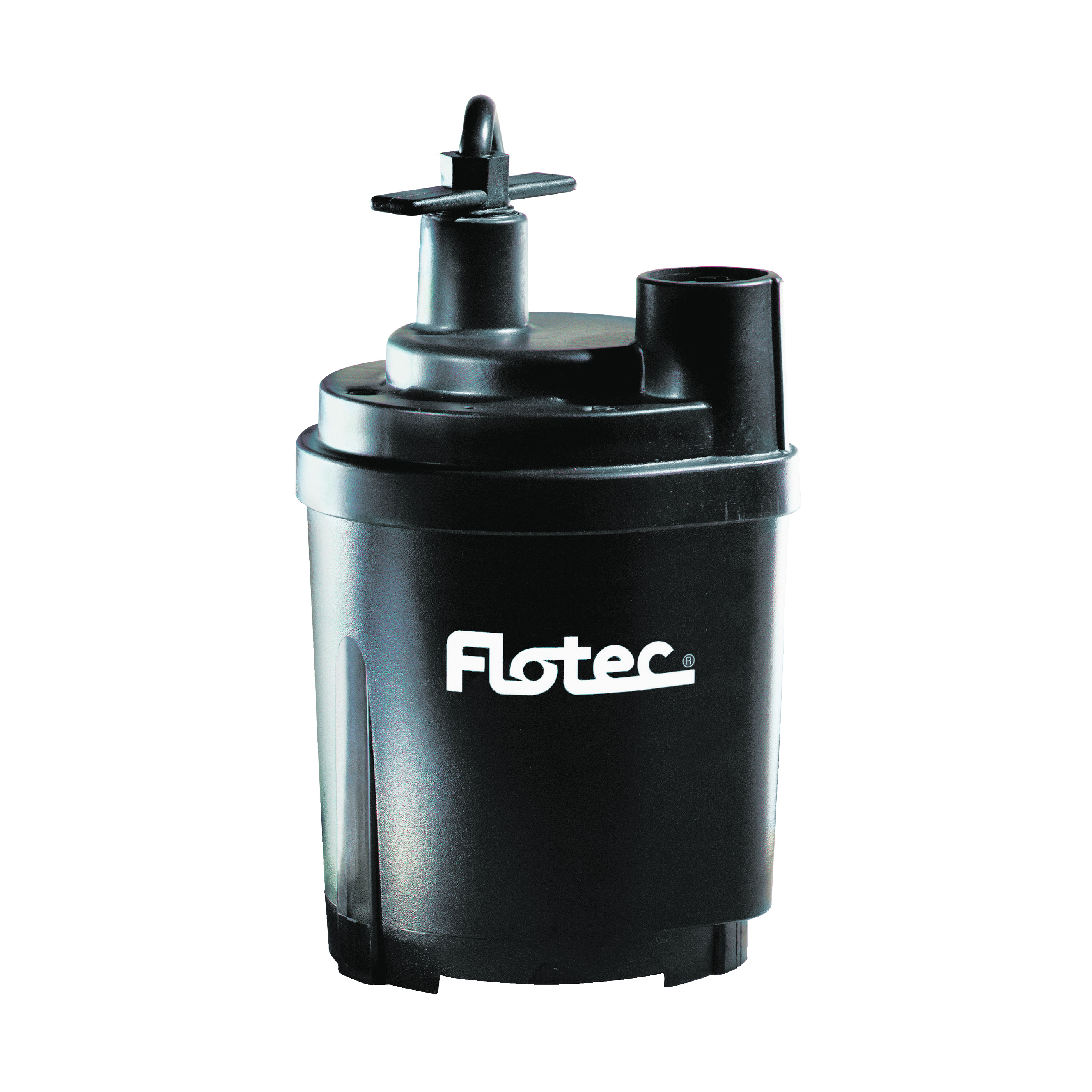 Picture of Sta-Rite Flotec Tempest FP0S1300X Utility Pump, 115 V, 0.166 hp, 1 in Outlet, 1470 gph, Thermoplastic