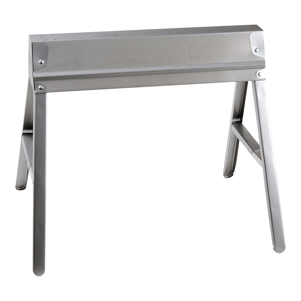 Picture of M-D 27094 Folding Sawhorse, 1500 lb, 31 in W, 28-1/2 in H, Steel