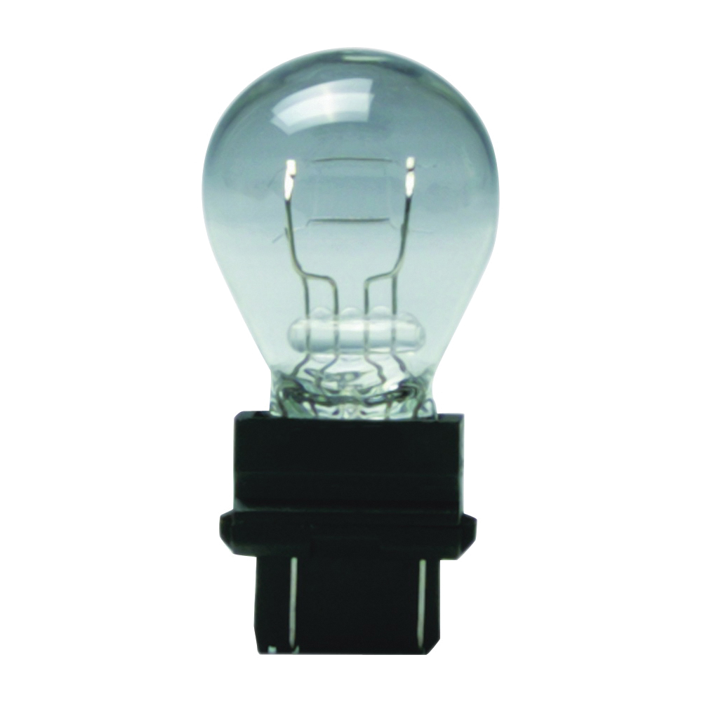 Picture of EIKO 3357-BP Lamp, 12.8/14 V, S8 Lamp, Polymer Wedge Base