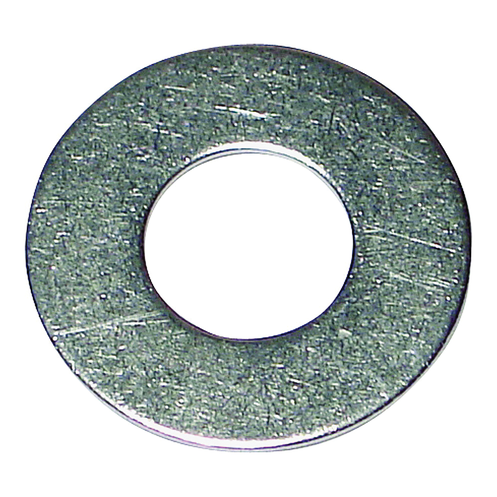 Picture of MIDWEST FASTENER 05321 Flat Washer, #8 ID, Stainless Steel, USS Grade