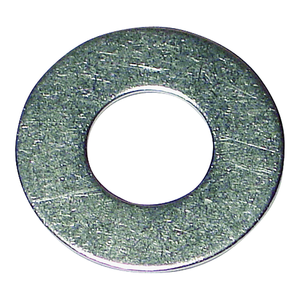 Picture of MIDWEST FASTENER 05322 Flat Washer, #10 ID, Stainless Steel, USS Grade