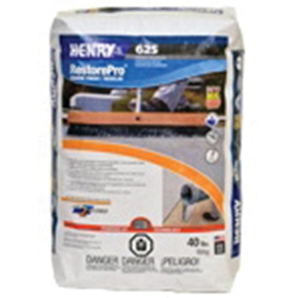 Picture of HENRY 16362 Concrete Resurfacer, Solid, Gray, 40 lb Package, Bag