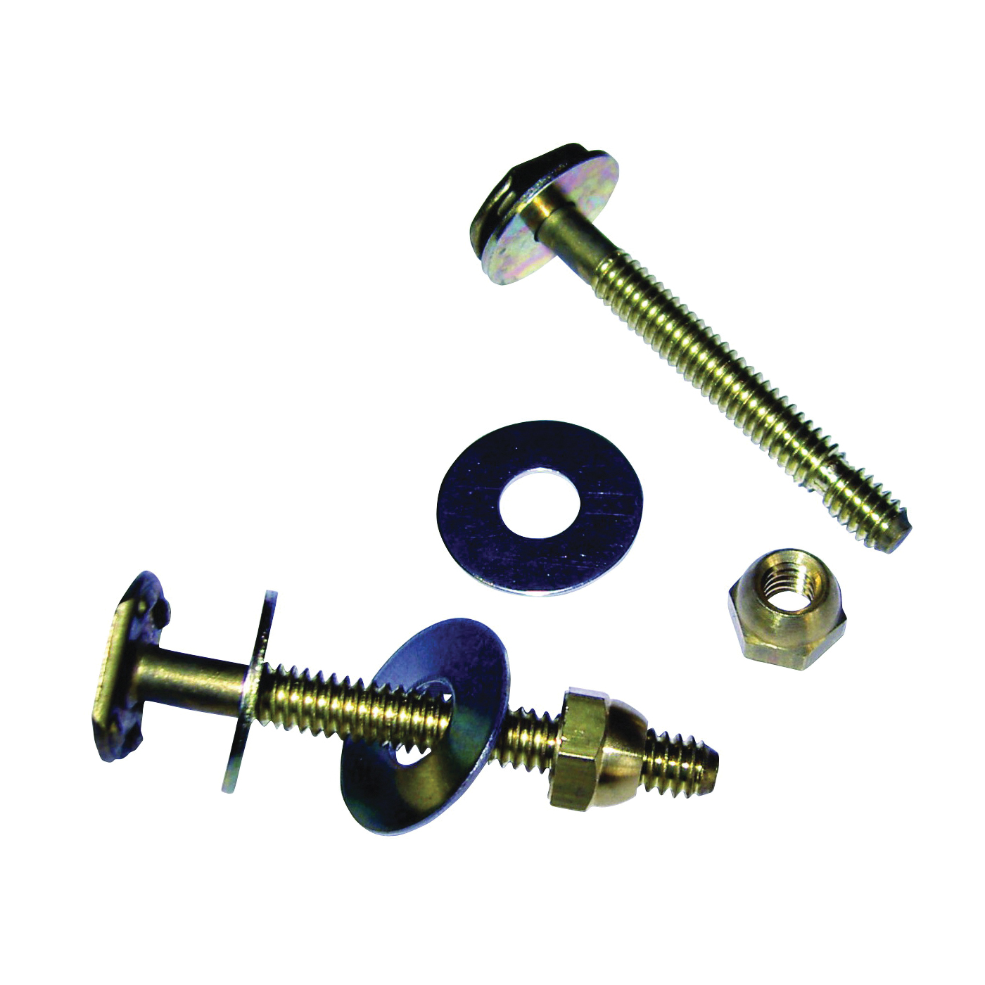 Picture of Oatey 90104 Toilet Closet Bolt, Brass