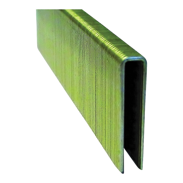 Picture of ProFIT 718229 Crown Staple, 1/4 in W Crown, 7/8 in L Leg, 18 Gauge, Electro-Galvanized, 1000, Box
