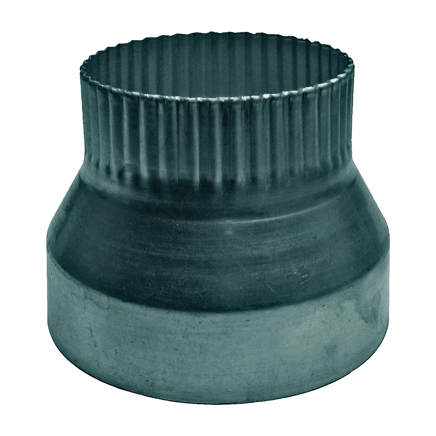 Picture of Lambro 251 Vent Reducer, 4 to 3 in Connection, Aluminum