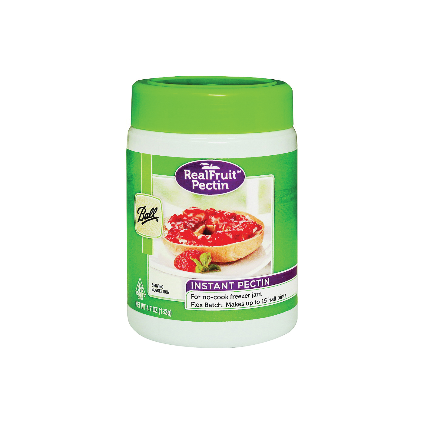 Picture of Ball Realfruit 71365 Instant Pectin, 4.7 oz Package, Bottle