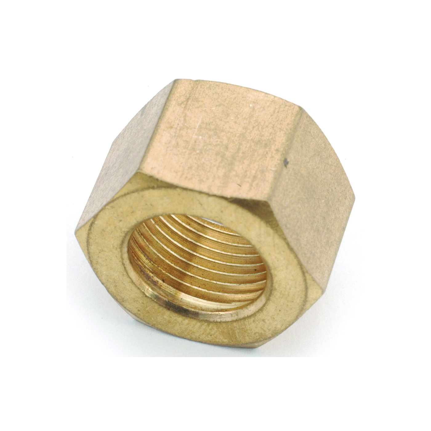 Picture of Anderson Metals 730061-06 Compression Nut, Brass