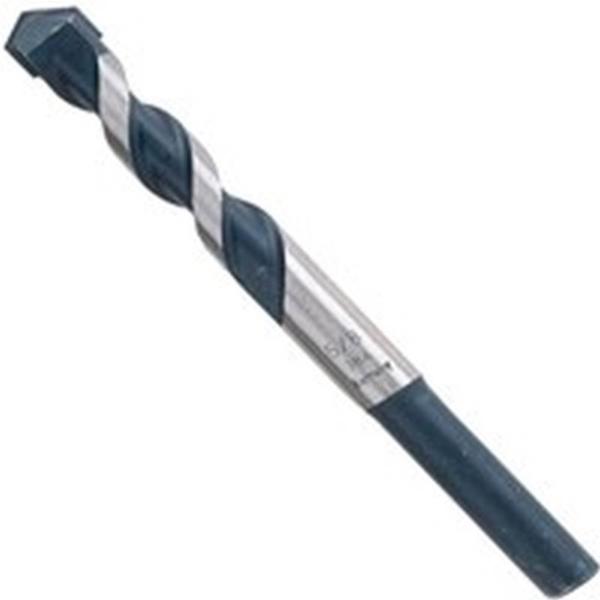 Picture of Bosch BlueGranite Turbo HCBG24T Drill Bit, 7/8 in Dia, 6 in OAL, Hammer Bit, Milled Flute, 2 -Flute