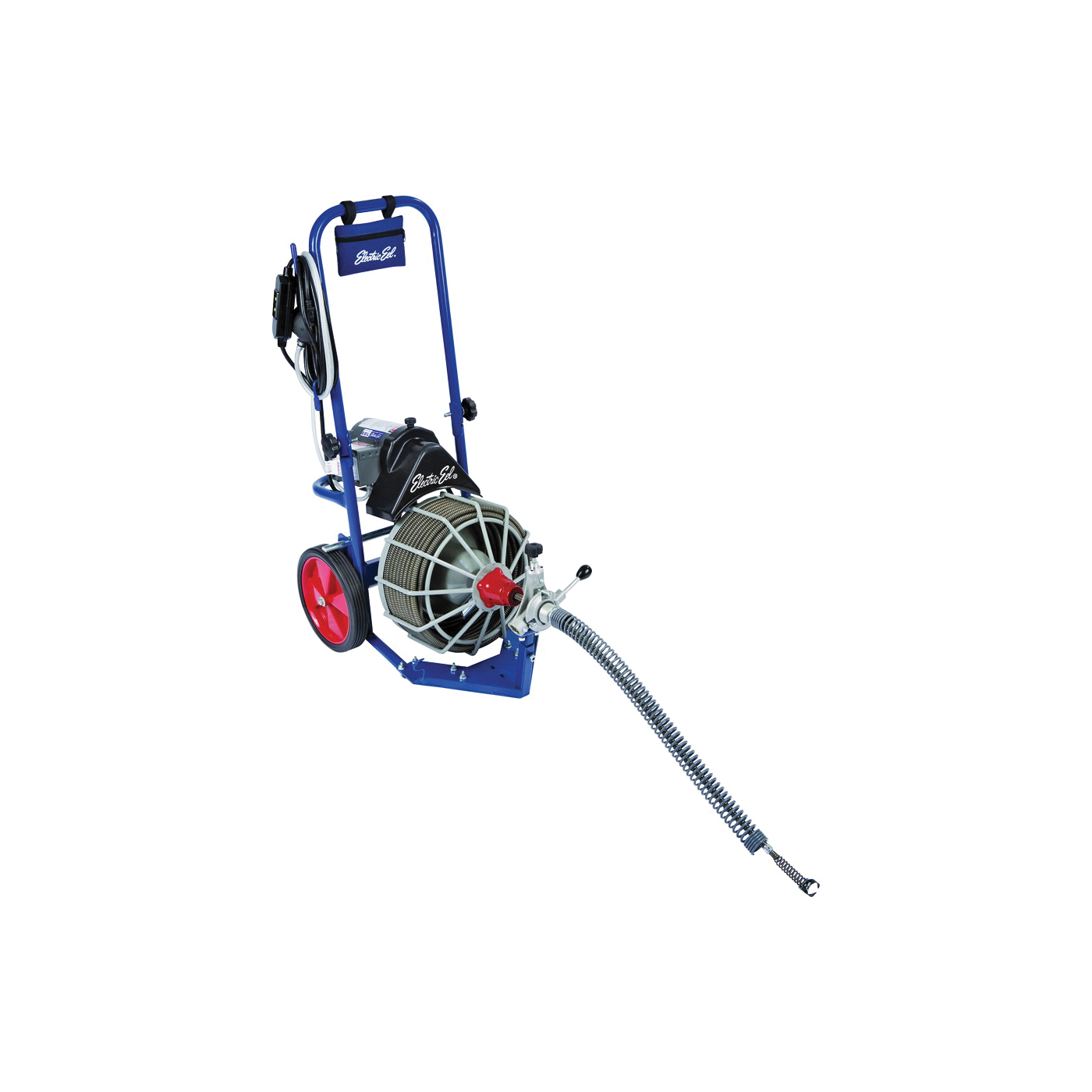 Picture of ELECTRIC EEL Z5K-1/2IC75-AF Drain Cleaner, Electric, 1/2 in Dia Cable, 75 ft L Cable